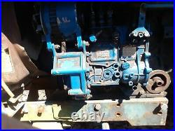 1710 Ford tractor fuel pump, three cycle diesel