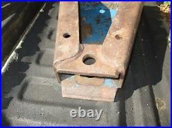 1965 Ford 5000 Diesel Farm Tractor Drawbar Cradle Support Bracket Free Ship