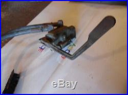 1965 Ford 5000 diesel Farm tractor remote hydraulic outlet valve assembly (NICE)