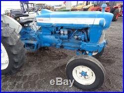 1966 Ford 5000 Used