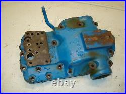 1968 Ford 3000 Diesel Tractor Hydraulic 3pt Lift Cover
