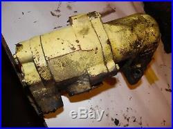 1974 Ford 4500 diesel tractor hydraulic pump