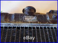 1977 Ford 1600 diesel Farm tractor radiator