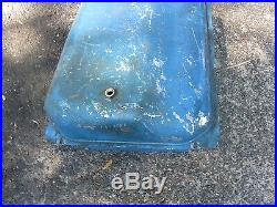 1979 Ford 6600 diesel tractor fuel tank FREE SHIP