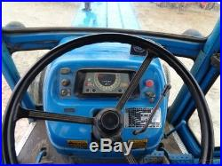 1980 Ford 6600 Tractor, Cab/Heat/Air, 2WD, Dual Power, 2 remotes, 3,797 Hours