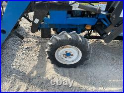 1995 Ford 1620 4x4 Hydro 20Hp Compact Tractor with Loader CHEAP