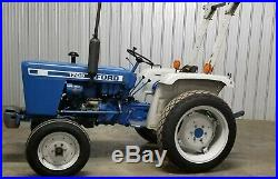 25 HP Ford 1700 Diesel 2WD Tractor 1710 1900