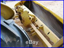 250C FORD TRACTOR + ATTACHMENTS 1220 HRS DIESEL INDUSTRAL Farm Ranch ARIZONA
