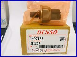 3x Denso Fuel Pump Rail Pressure Valve/sensor Kit For Ford Transit Mk7 2.2 2.4