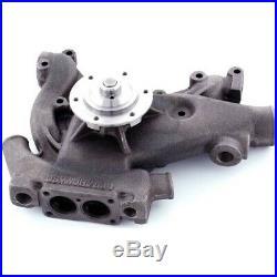 46001HD Gates Water Pump New for Chevy Ford F700 F600 Chevrolet B60 C60 C70 B600