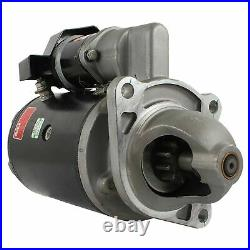 5in Diesel Starter for Ford New Holland Tractor D8NN11000CE D4NN11000BR
