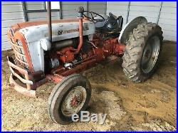 851 Ford Diesel Tractor