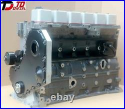 All New Long Block Cummins Engine 5.9 12V For Industry Agriculture Genset P PUMP