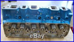C7NN6090S Ford 3 Cylinder Diesel Cylinder Head SQUARE INTAKE PORTS REMAN