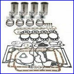 CASE ENGINE OVERHAUL KIT A301D SN & A301DF Diesel W7 W9A 750 850 1000 830