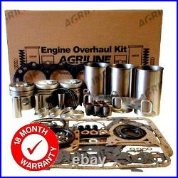 Compatible Engine Overhaul Kit For Some Ford 4000 4600 4110 Tractors
