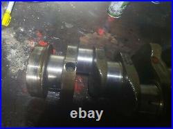 D9NN6303AA, 83918990, F0NN6300FB Crankshaft STD Ford New Holland 6610 6710 7710
