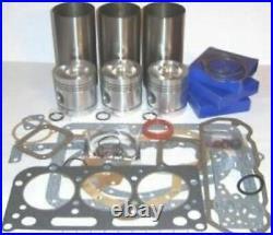 DAVID BROWN ENGINE OVERHAUL KIT 355011 2.7L (164.5 cid) 3 Cyl. Diesel 885