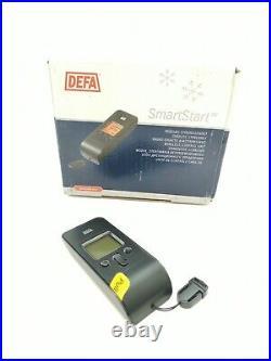 DEFA 418100 Smart Start Remote Controller for vehicle preheating system 44002001