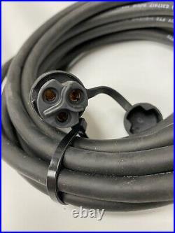 DEFA 463103 Mini Plug Black HEATER CONNECTION POWER SUPPLY CABLE 5M