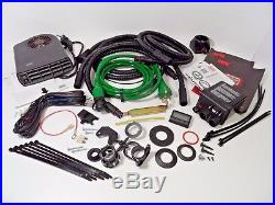 DEFA WarmUp 2100W Futura Comfort Kit Cables Timer Battery charger Cabin heater