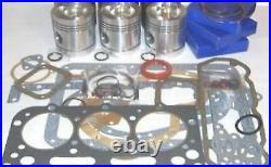David Brown 3 Cyl. Diesel Engine Overhaul Kit Ad3/55a 880