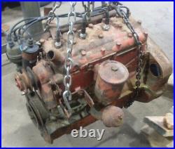 ENGINE MOTOR Complete Ford 8N 8 N Tractor