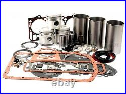 Engine Overhaul Kit Compatible With Ford 4000 Pre Force Tractors