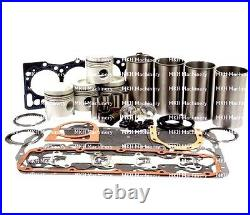 Engine Overhaul Kit For Ford 6610 6710 6600 Tractors With Bsd444 Engine
