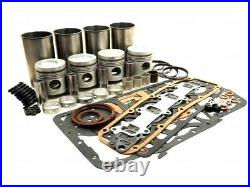 Engine Overhaul Kit For Ford 7610 7710 Tractors With Bsd444t Engine
