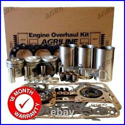 Engine Overhaul Kit With Valve Train Kit For Some Ford 4000 4600 4110 Tractors