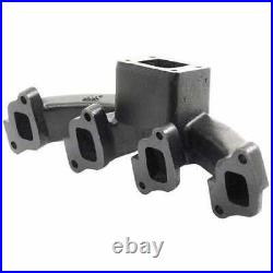 Exhaust Manifold Compatible with Ford 6610 5610 5610 7710 7600 7610 4610 6710