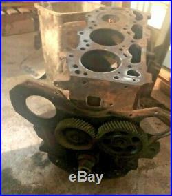 FORD 3000 Engine Block# C5NE6015 Diesel