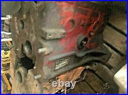 FORD 600 C0NN6015J 6015J/C0NN Bare Engine Cylinder Block 4 Cyl