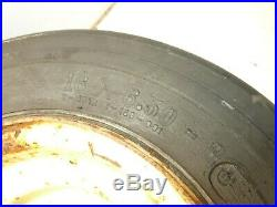 FORD 9607255 LGT14D Diesel Tractor 16x6.50-8 Front Tires & Rims