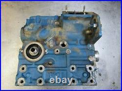 FORD 9607255 LGT14D Diesel Tractor Shibaura E643 14hp Diesel Engine Block