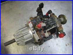 FORD 9607255 LGT14D Diesel Tractor Transmission