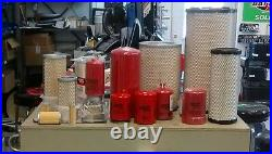 FORD TRACTOR FILTER KIT 5640S, 5640SL, 5640SLE with268 Diesel Eng