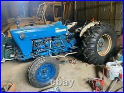 Farm tractor, Ford 3000