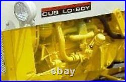 Farmall Major Engine Overhaul Kit C60 CID 4 Cyl. Gas Cub Cub Lo-boy