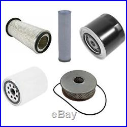 Filter Kit Fits Ford Fits New Holland Diesel Tractor 555A 555B 655 655A after 81