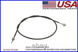 For Ford New Holland Tachometer cable 1800 2000 4400 5000 6000 D9NN17365AB