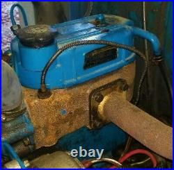 Ford 1600 Diesel Tractor Parts