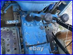 Ford 1700 4x4 Tractor With Loader For Parts Or Repair