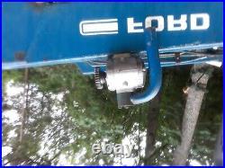 Ford 1710 tractor diesel hydraulic pump