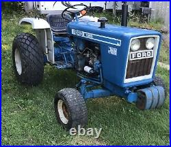 Ford 1900 Tractor
