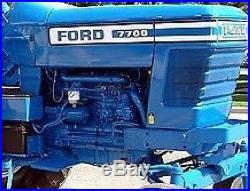 Ford 256 CID Turbo Diesel Overhaul Kit 7000 (10/1971-75) 7600 7700 1975-9/80