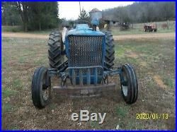 Ford 2600 Diesel tractor