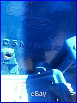 Ford 3600 Diesel Farm Tractor NICE