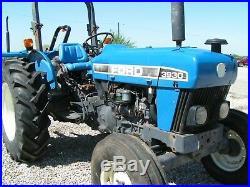 Ford 3930 Farm Tractor Diesel